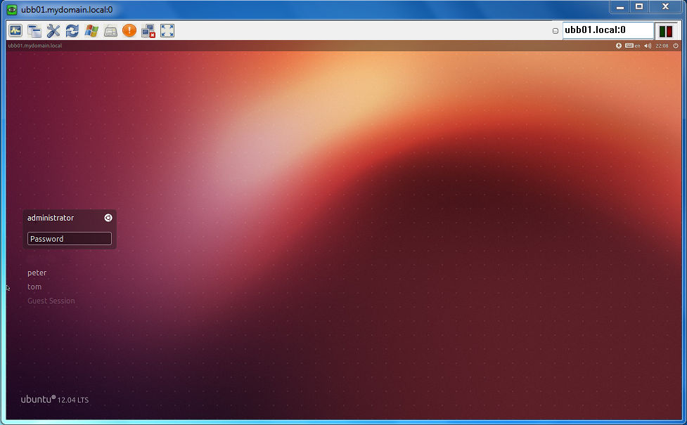 The Fan Club - Ubuntu