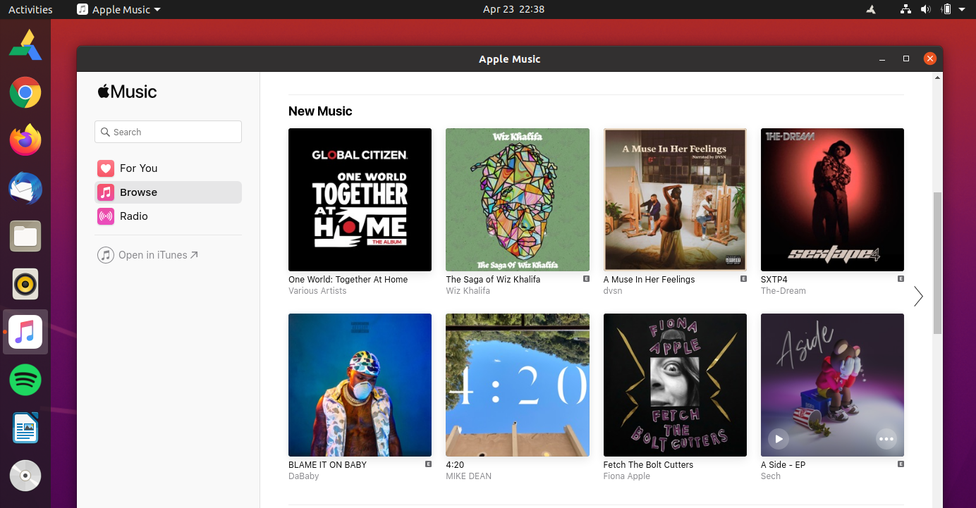Apple Music Web App For Ubuntu How To The Fan Club Dynamic Design Solutions