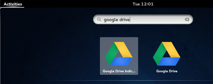 Fedora Google Drive Client with Grive and Grive Tools | How