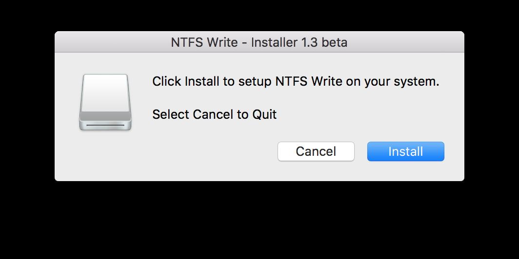Mac Ntfs Write – Free Solutions