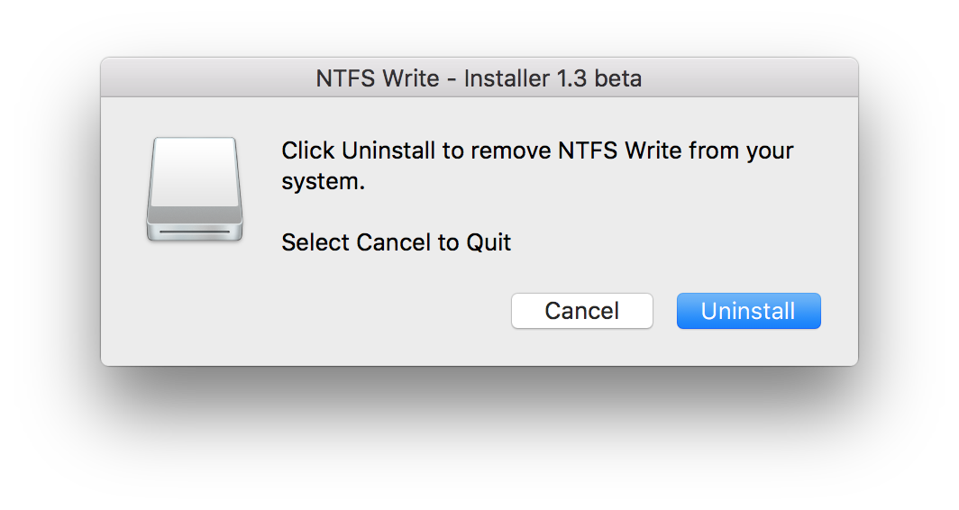 read and write ntfs on mac Enable write access to ntfs partitions under mac os x, ntfs write support on mac, mount ntfs in read write mode,allow native ntfs write support on mac.