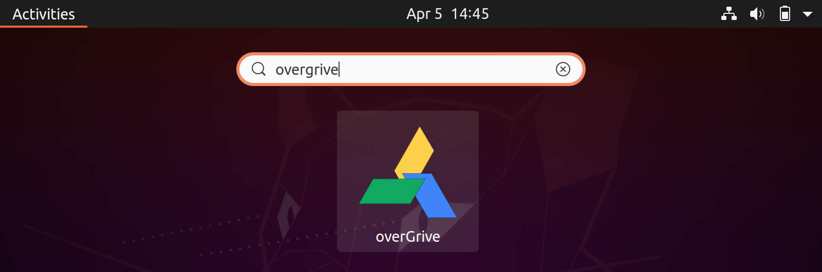 overGrive - Ubuntu Installation Instructions | The Fan Club