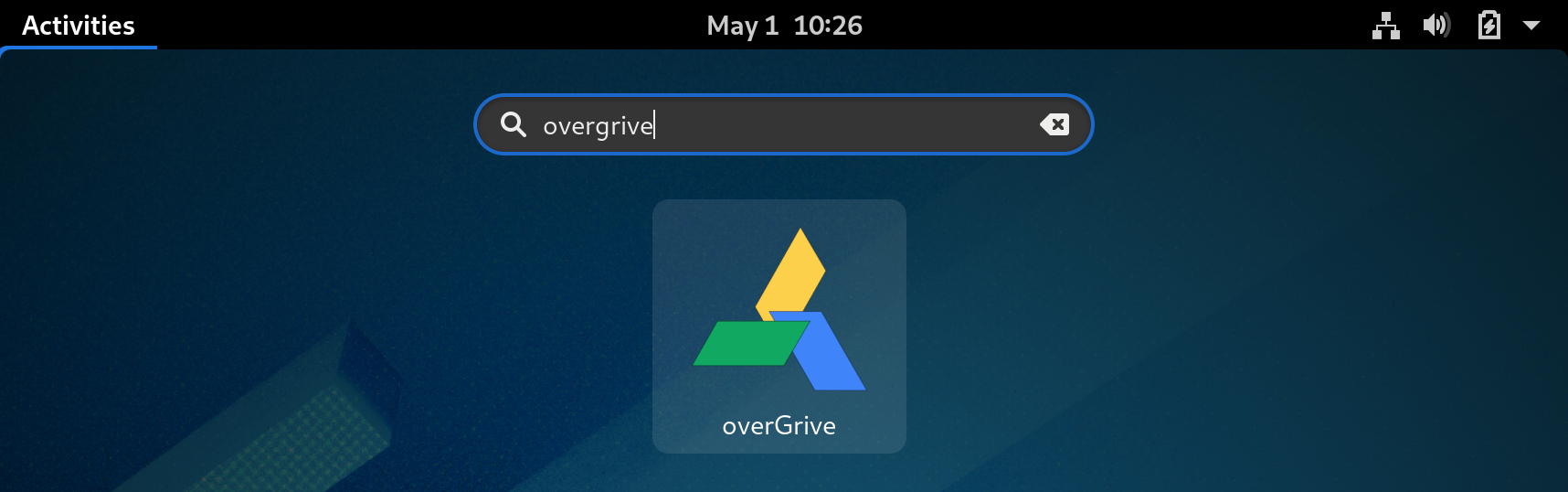 overGrive - Arch Linux Installation Instructions | The Fan